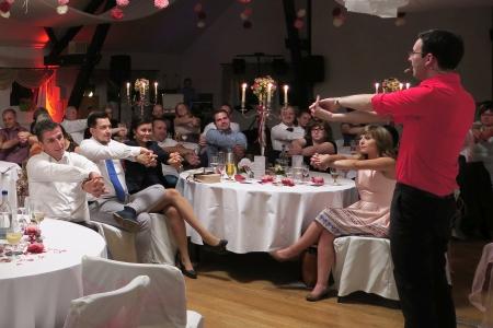 Tolle Zaubershow für Hochzeit in Dortmund, Bochum und Essen