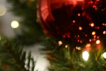 Zauberhafte Stimmung auf Weihnachtsfeier im Ruhrgebiet