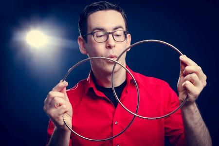 Zauberer bietet Top-Unterhaltung für Ihre Veranstaltung in NRW